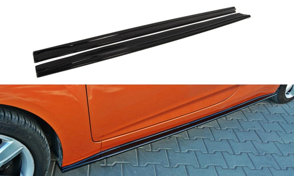 Dokładki Progów Hyundai Veloster - GRUBYGARAGE - Sklep Tuningowy